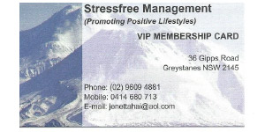 Stressfree Management Membership